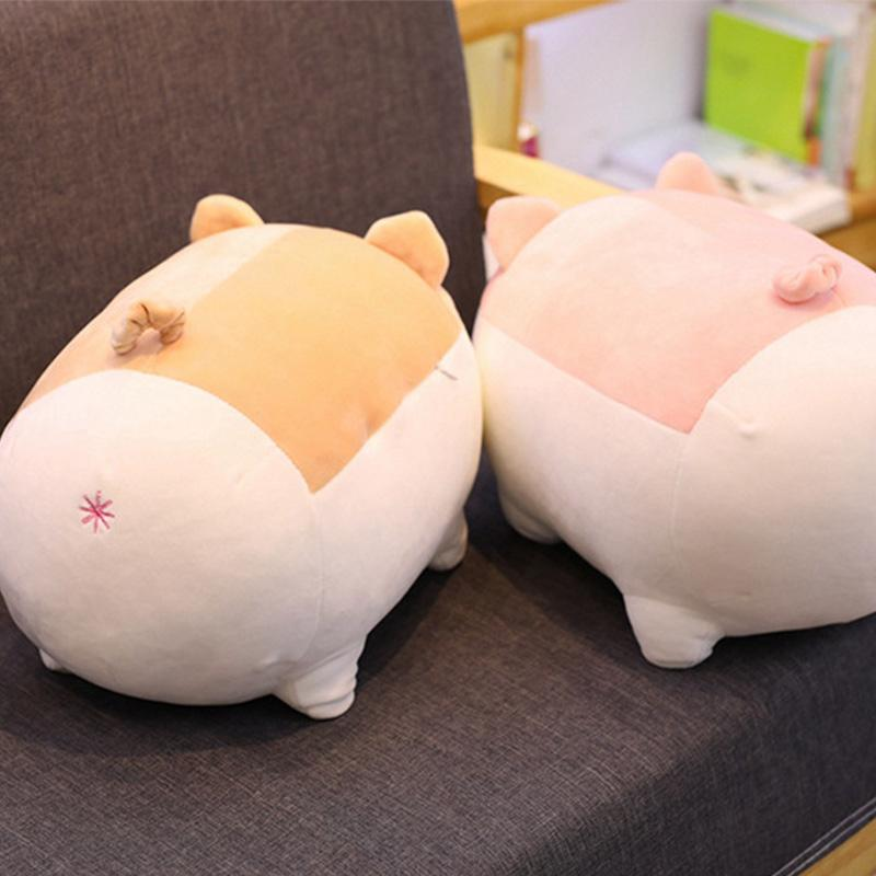 Modakawa Plushies Shiba Inu Piggy Pillow Plush Toy