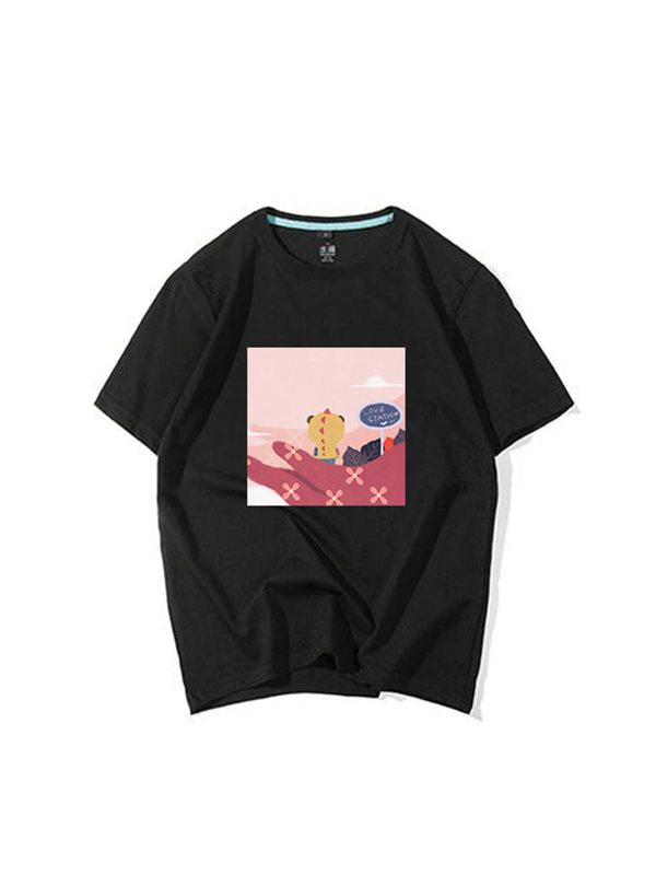 Modakawa Shirt Black / M Modakawa Anniversary Limited Edition T-Shirt : LOVE STATION