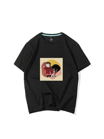Modakawa Shirt Black / M Modakawa Anniversary Limited Edition T-Shirt: With You