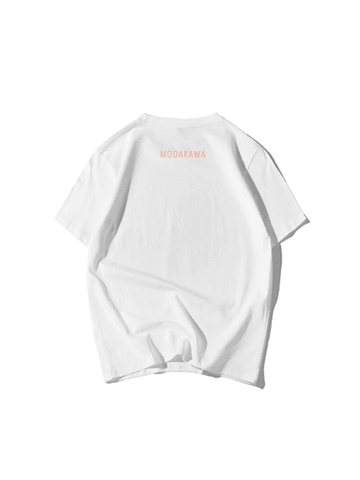 Modakawa Shirt White / M Modakawa Anniversary Limited Edition T-Shirt: Communication