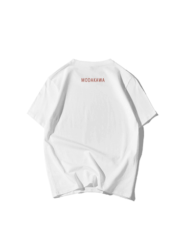 Modakawa Shirt White / M Modakawa Anniversary Limited Edition T-Shirt: With You