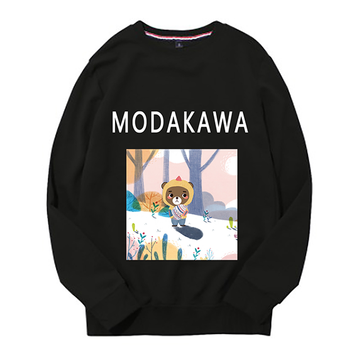 Modakawa Sweatshirt Black / M Modakawa Anniversary Limited Edition Sweatshirt : Happy Easter!
