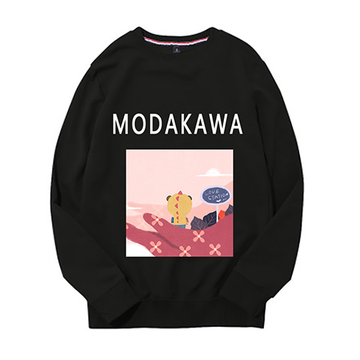 Modakawa Sweatshirt Black / M Modakawa Anniversary Limited Edition Sweatshirt : LOVE STATION