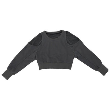Modakawa Sweatshirt Pullover Women's Bottoming Sweatshirt