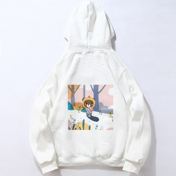 Modakawa Sweatshirt White / M Modakawa Anniversary Limited Edition Hoodie : Happy Easter!