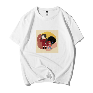 Modakawa T-Shirt White / M Modakawa Anniversary Limited Edition T-Shirt: With You