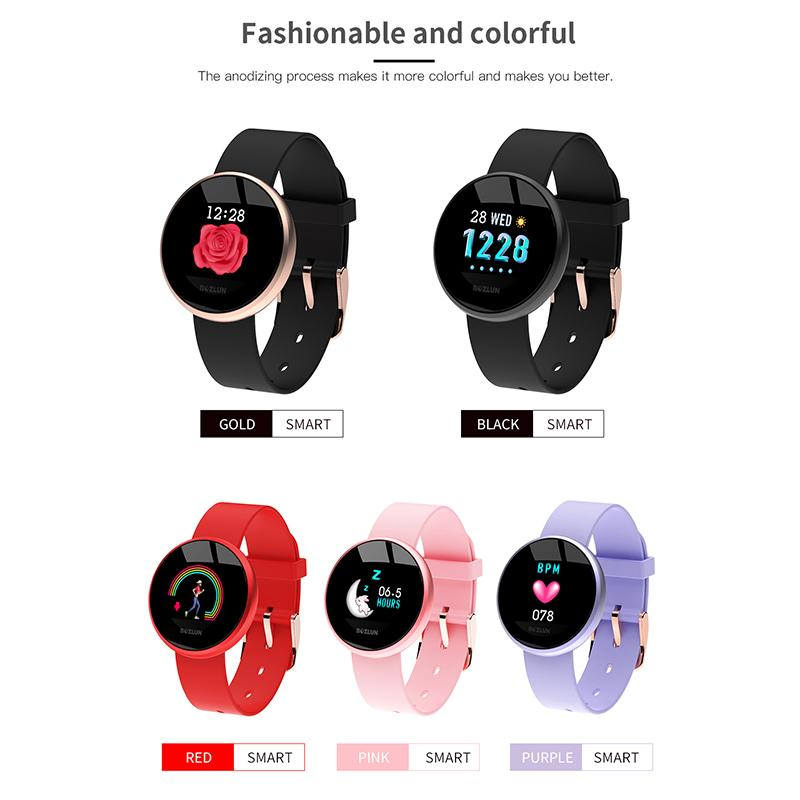 Modakawa Watch Fashion Smart Bracelet Waterproof Watch B36