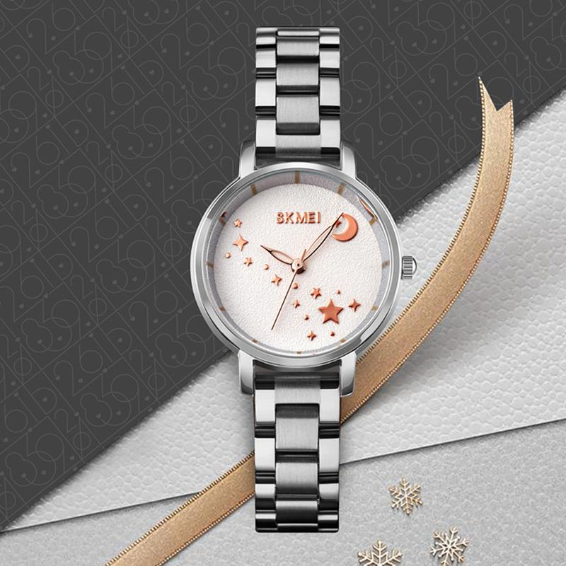 Modakawa Watch Starry Sky Quartz Watch 1708