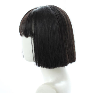 Modakawa Wig Sweet Bobo Short Wig With Bangs