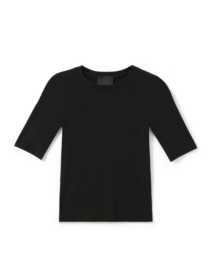 DARIEN TOP IN BLACK