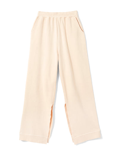 FAIRFAX SWEAT PANT IN CREAM