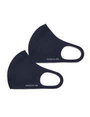 THE PERFORMANCE MASK, SET OF 2 IN NAVY