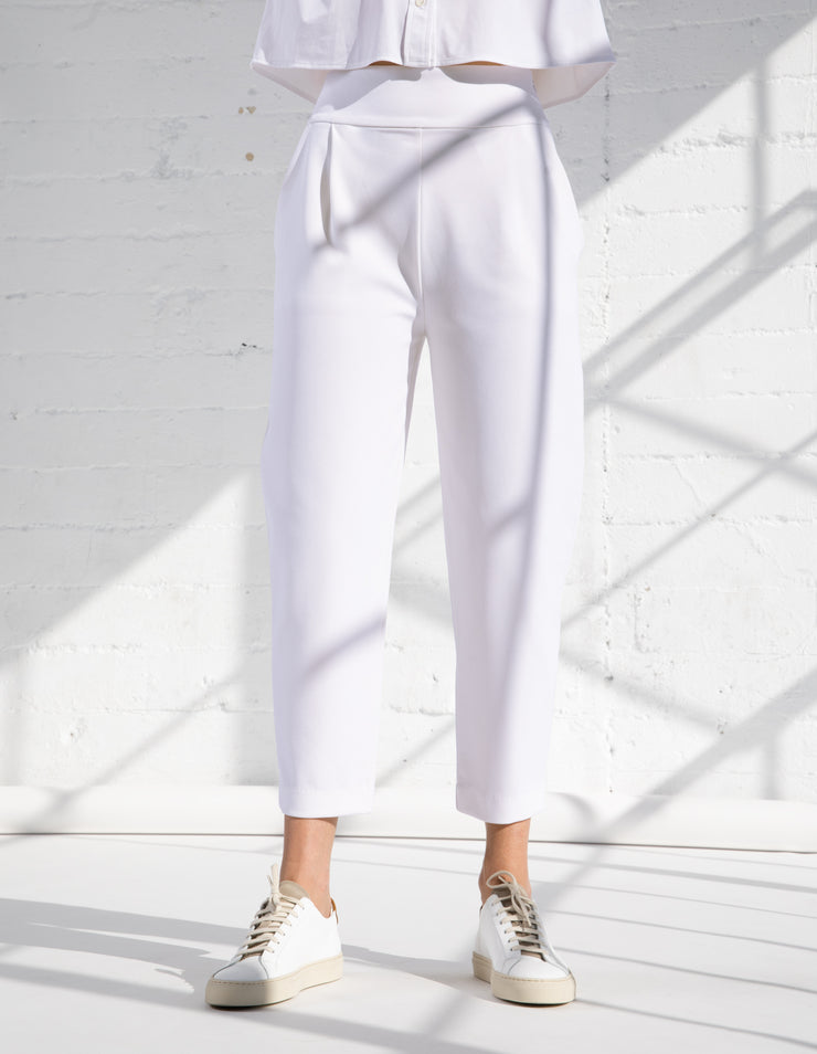STANTON PANT IN WHITE