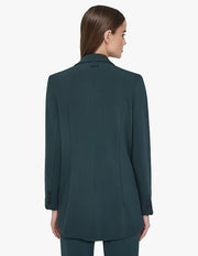 BOYFRIEND BLAZER IN GREEN