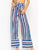 Gift Day Colorful Striped Wide-Leg Pants