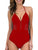 Gift Day Halter Plain One Piece