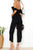 Gift Day Black Sexy Stylish Off Shoulder Jumpsuit