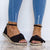 Gift Day Casual Bow-Knot Hemp Rope Sandals