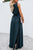 Gift Day Elegant Sexy V Neck Sleeveless Maxi Dress