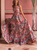 Gift Day Fashion Off Shoulder Floral Printed Maxi Dress