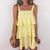 Gift Day Fashion Sleeveless Mini Dress
