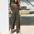 Gift Day Solid Color Vest Jumpsuit