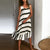 Gift Day Striped Large Vacation Dress