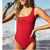 Gift Day 2019 New One-Piece Swimsuit Sexy Bikini