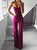 Gift Day Sexy Off-Shoulder Pure Colour Sleeveless Jumpsuit