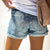Gift Day Fashion Casual Wild Short Jeans