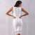 Gift Day Summer Women Bandage Dress Sexy Lace Sleeveless Clubwear