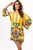 Gift-Day Women Vintage Boho Sexy Casual Party Beach Dress