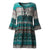 Gift Day Fashion Printed Ethnic Style Casual Dress