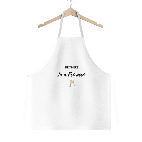 Be There In a Prosecco Adult Apron - KATLIN & CO.