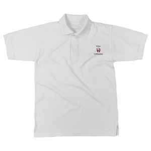 Wine Enthusiast Unisex Polo Shirt - KATLIN & CO.