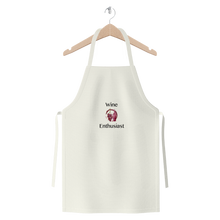 Load image into Gallery viewer, Wine Enthusiast Premium Apron - KATLIN & CO.