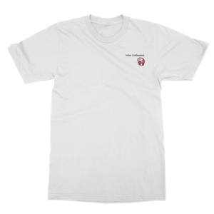 Wine Enthusiast Unisex Adult T-Shirt - KATLIN & CO.