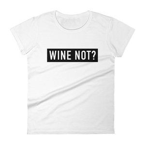 WINE NOT? - KATLIN & CO.
