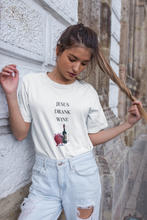 Load image into Gallery viewer, Jesus Drank Wine Women's T-Shirt - KATLIN & CO.