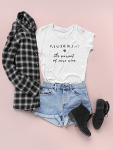 Winederlust Women's T-Shirt - KATLIN & CO.