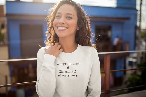 Winederlust Adult Unisex Sweatshirt - KATLIN & CO.