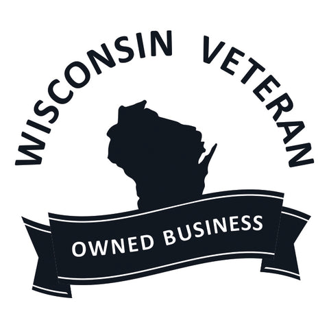 Wisconsin Veteran Owned Business Logo