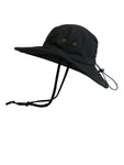 Black Sun Hat Side View