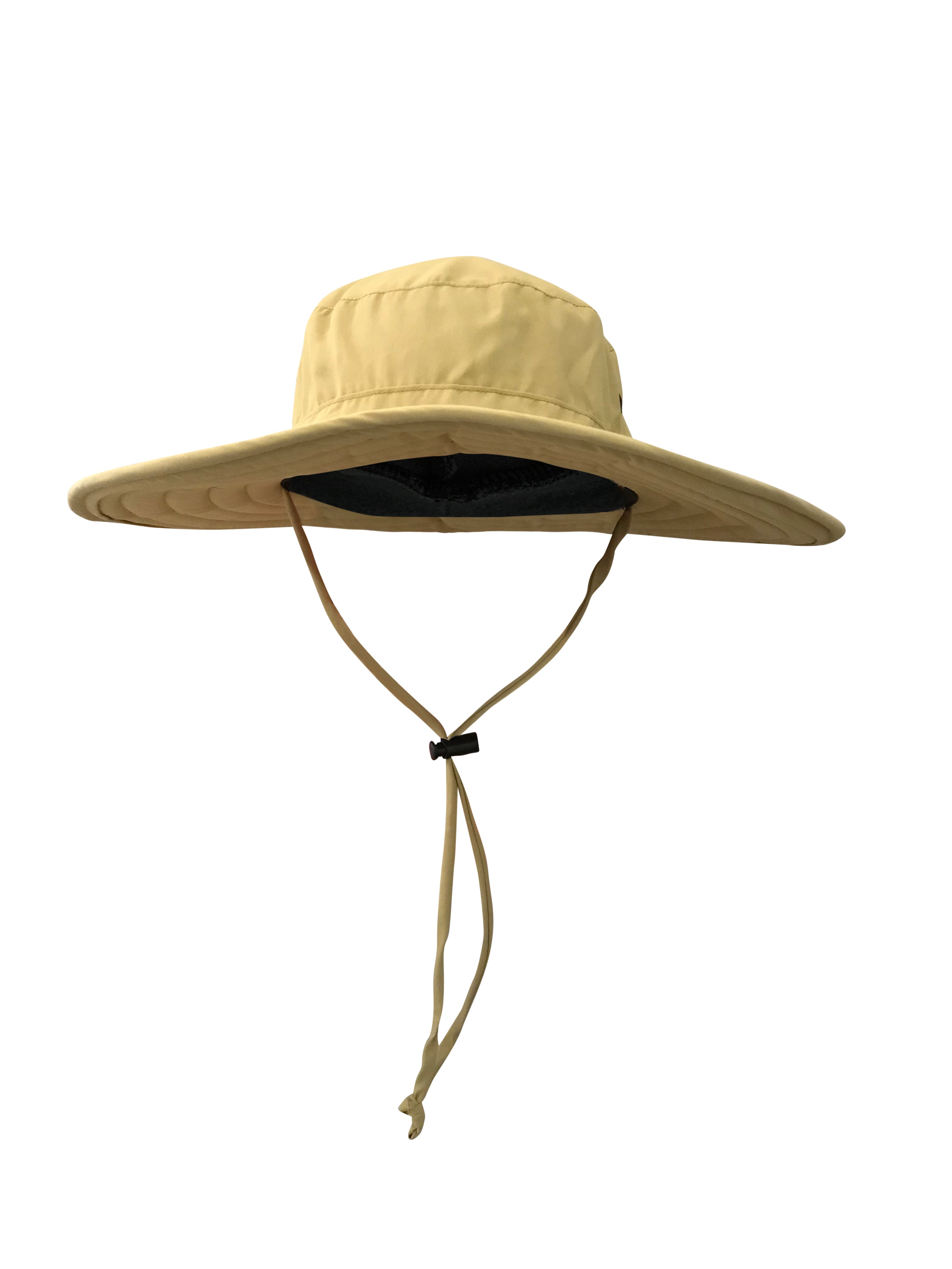 ZeuKnLu Hemp Sun Hat Without Fleece Liner Front View