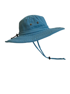 ZeuKnLu Niagara Sun Hat Without Fleece Liner Side View