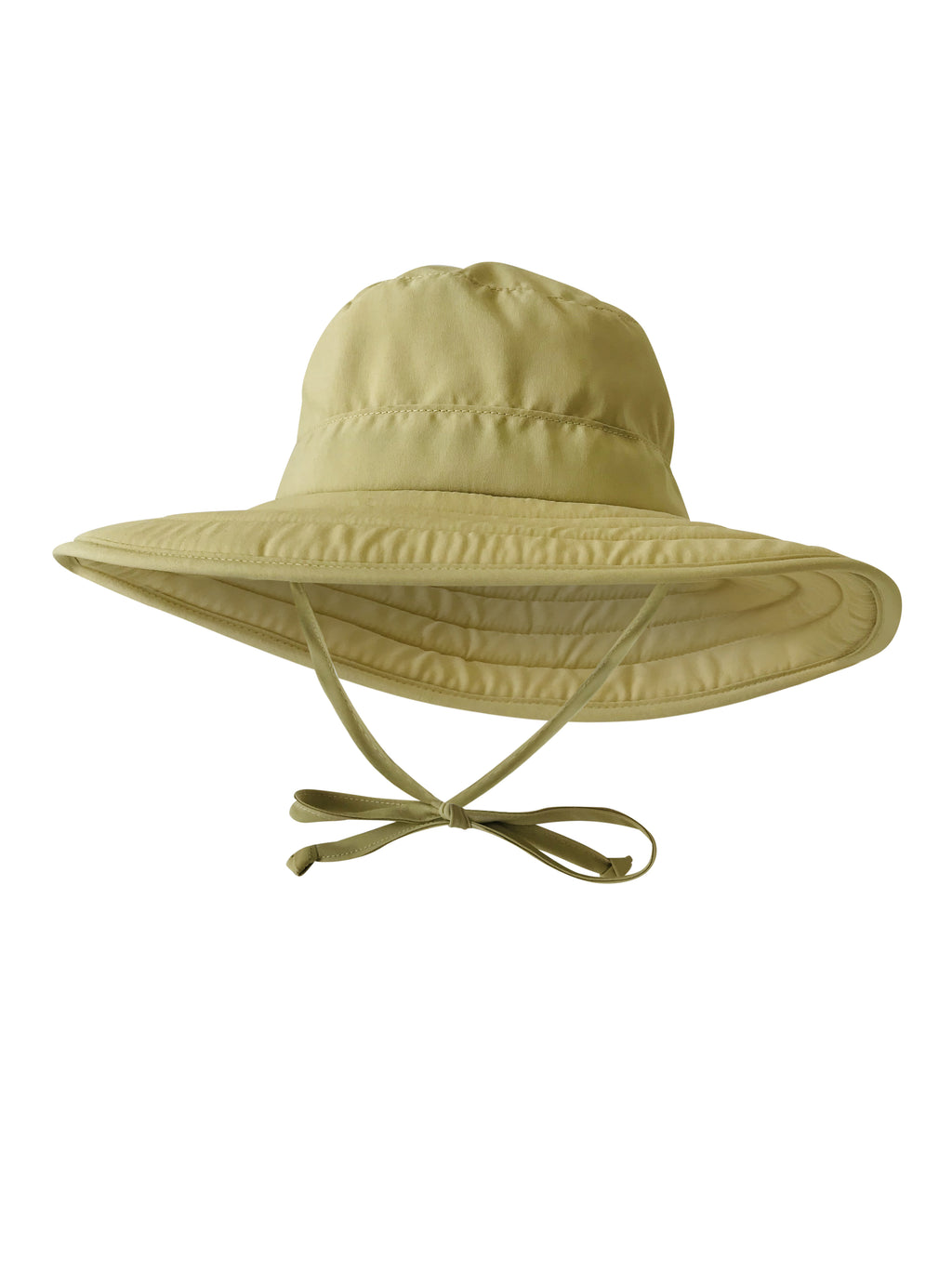 Children's ZeuKnLu Hemp Sun Hat Without Fleece Liner Front View