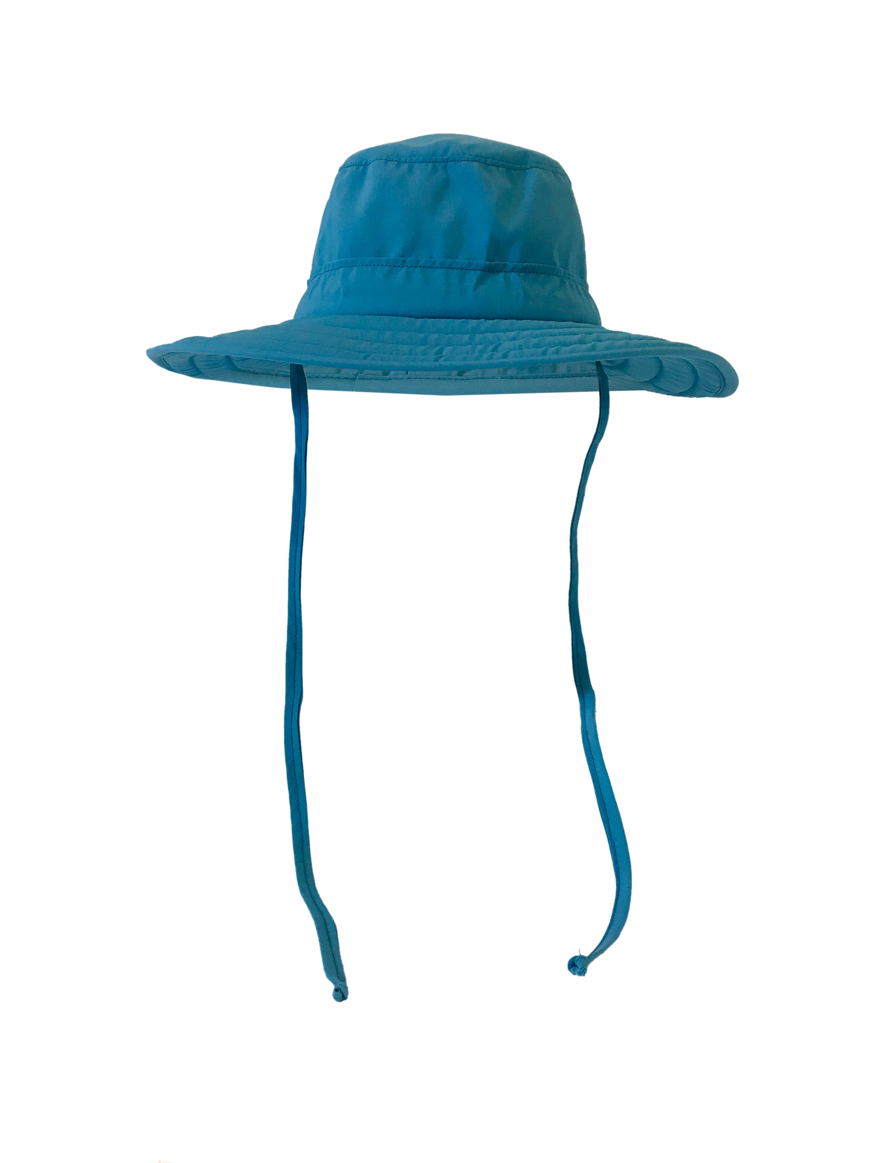 ZeuKnLu Niagara Sun Hat with removable liner front view