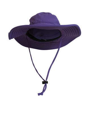 ZeuKnLu Ultra Violet Sun Hat Without Fleece Liner