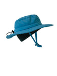 ZeuKnLu Niagara Sun Hat with removable liner side view