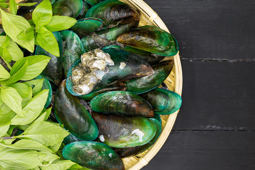 Green-Lipped Mussels for Dogs